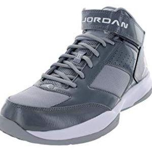 Nike Men's Leather Canvas Air Jordan 9.5